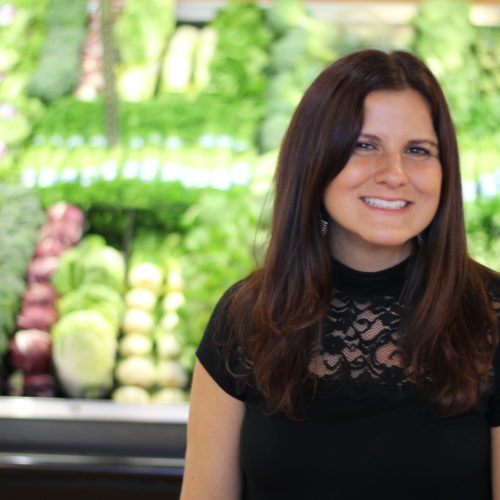 picture of Cheryl the Marketing Director of Nature's Food Patch