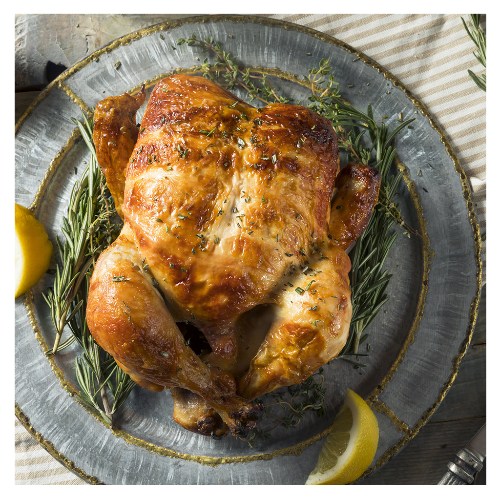 $5 Whole Herb Roasted Chicken at our Clearwater store every Monday!
