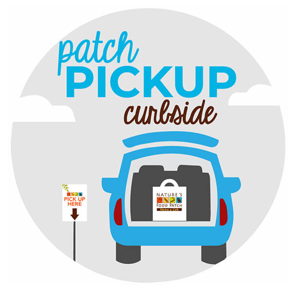 Patch Pickup curbside