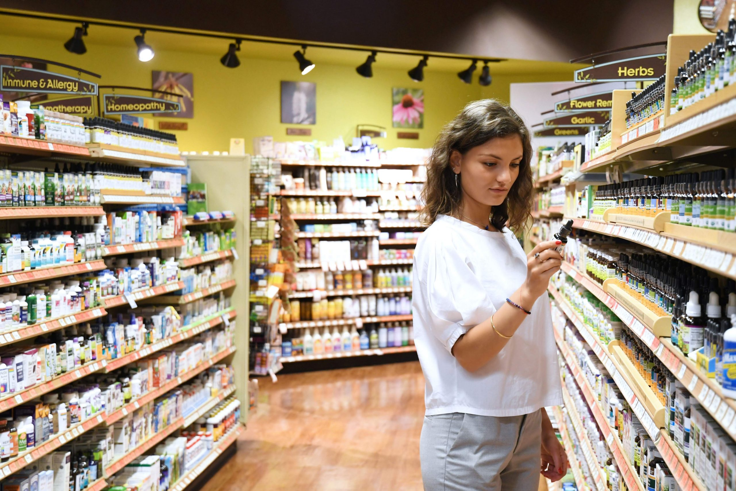 ALL Wellness (vitamins, supplements & body care) ON SALE! 10% or more, the third Wednesday of every month