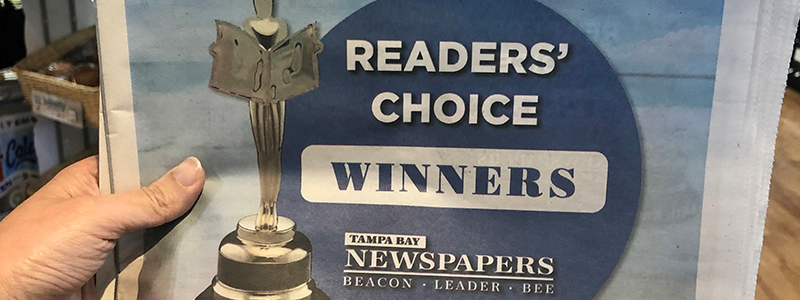 Nature's Food Patch Tampa Bay Newspapers Best Healthy/Organic Retail 2021