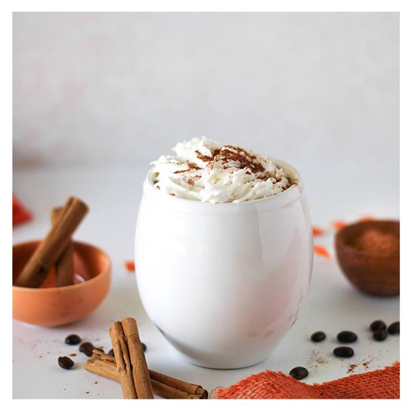 September and October 2021 Deli Special - Pumpkin Spice Latte