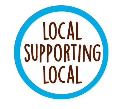 local supporting local